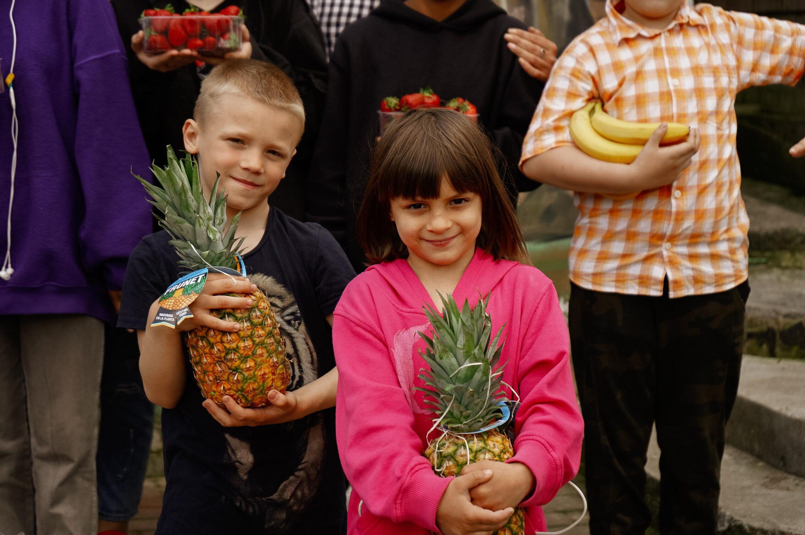 OVO.ua здійснила благодійну доставку в дитячий будинок сімейного типу «Моя родина» - startups, press-release, news
