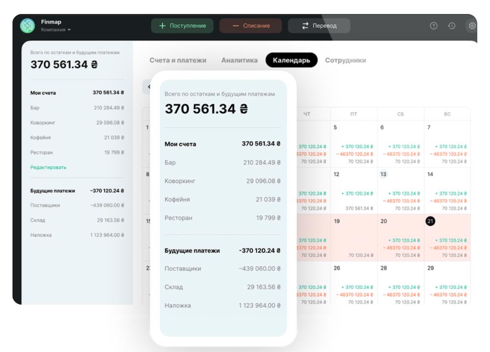 Сервіс фінансового обліку для бізнесу Finmap привернув інвестиції - startups, press-release, entrepreneurship, news, investytsiyi