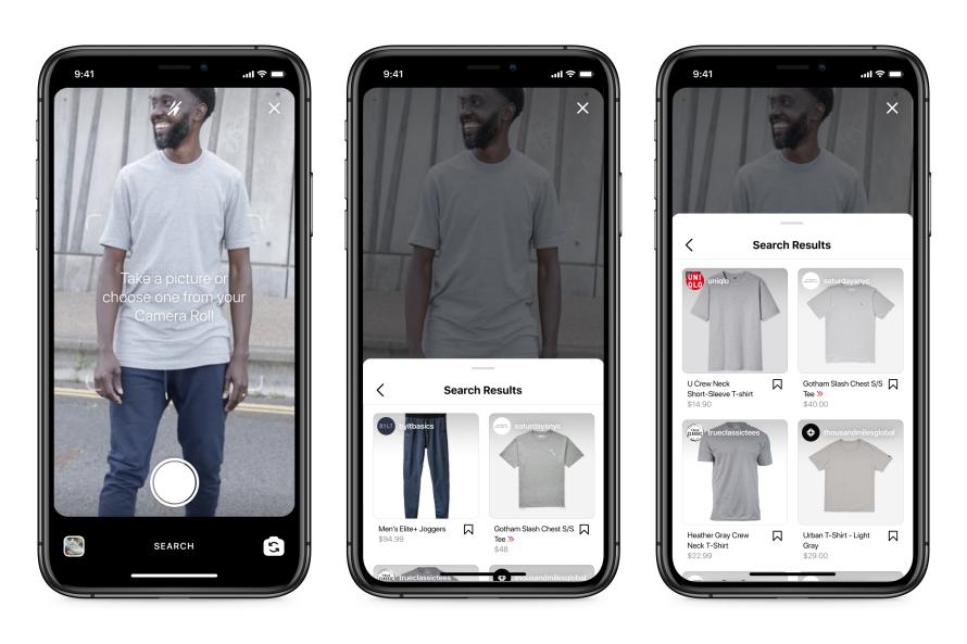 Візуальний пошук в Instagram і e-commerce в WhatsApp - оновлення від Facebook - tech, social-media, news