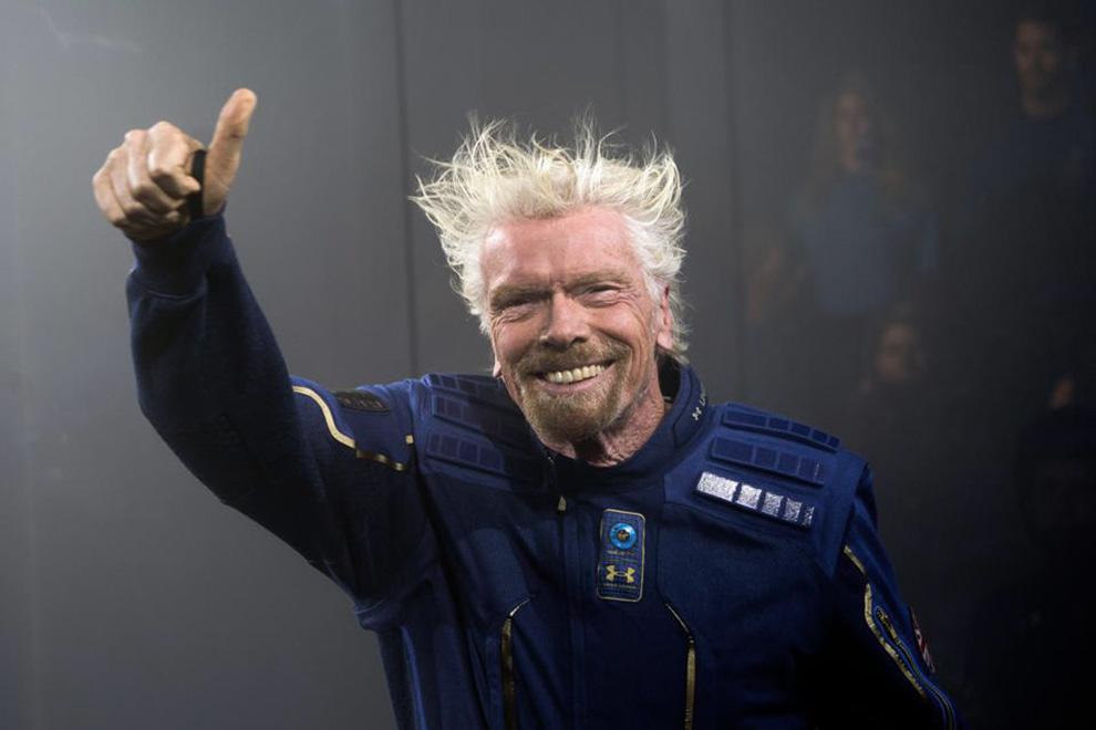 Хто з мільярдерів побував в космосі або відправиться туди найближчим часом - news, people, robots-space