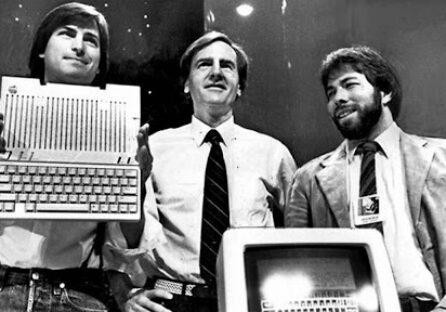 Apple: історія компанії від самого початку до наших днів
