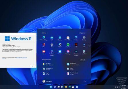 Microsoft таки готує Windows 11. У мережу витекли перші скріншоти