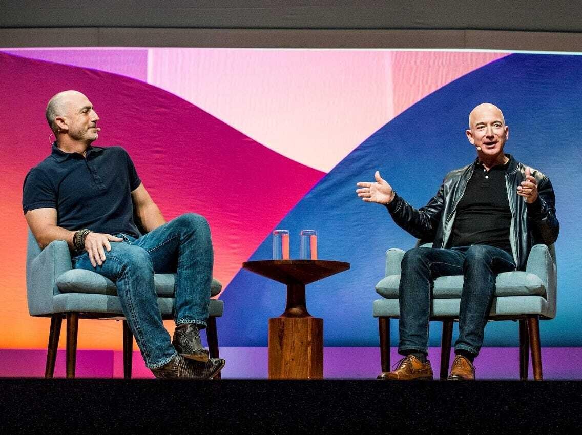Хто такий Марк Безос - маркетолог, волонтер і брат засновника Amazon - news, people, story