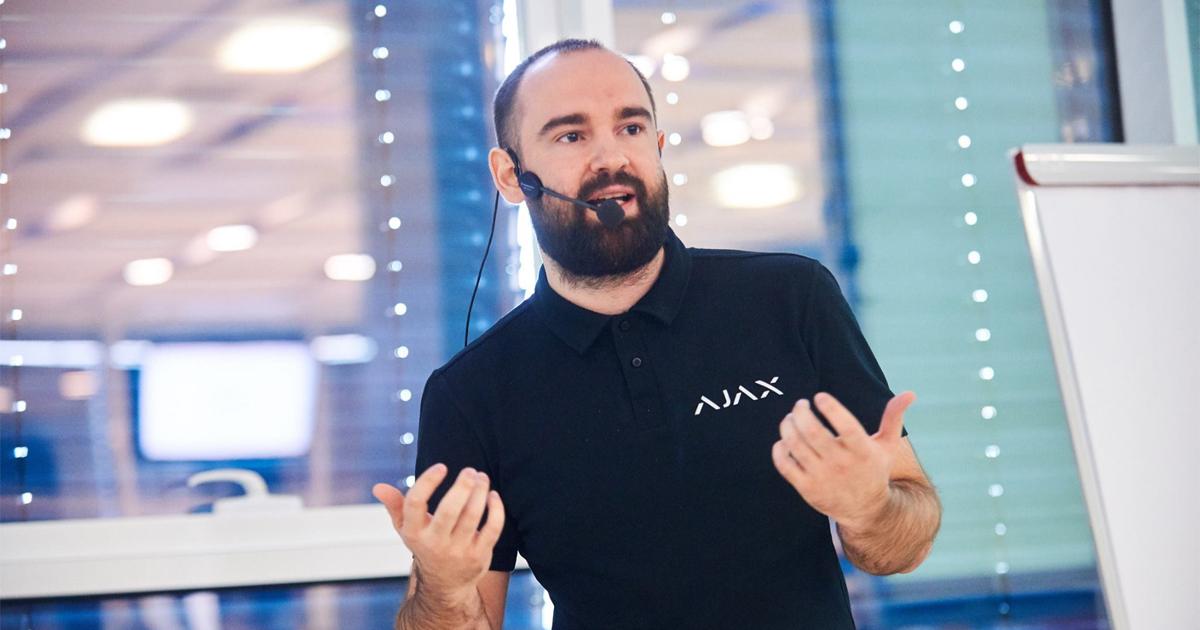 """Ajax Systems в """"Алеї слави"""": історія злету міжнародної технологічної компанії - home-top, startups, news, story, spectr-wf-25"""