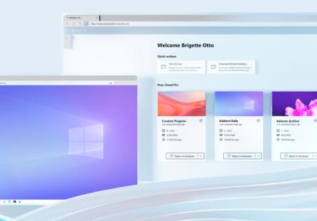 Microsoft анонсувала сервіс Windows 365 – «хмарну» ОС по підписці для бізнесу