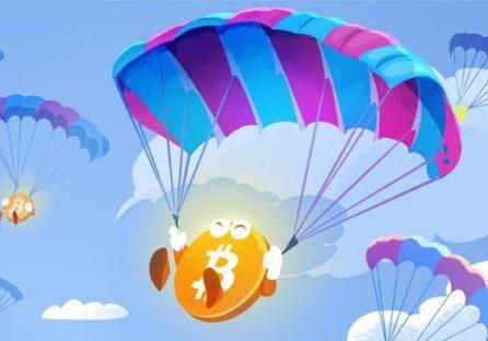 Airdrop криптовалюти: що це таке і як вони працюють