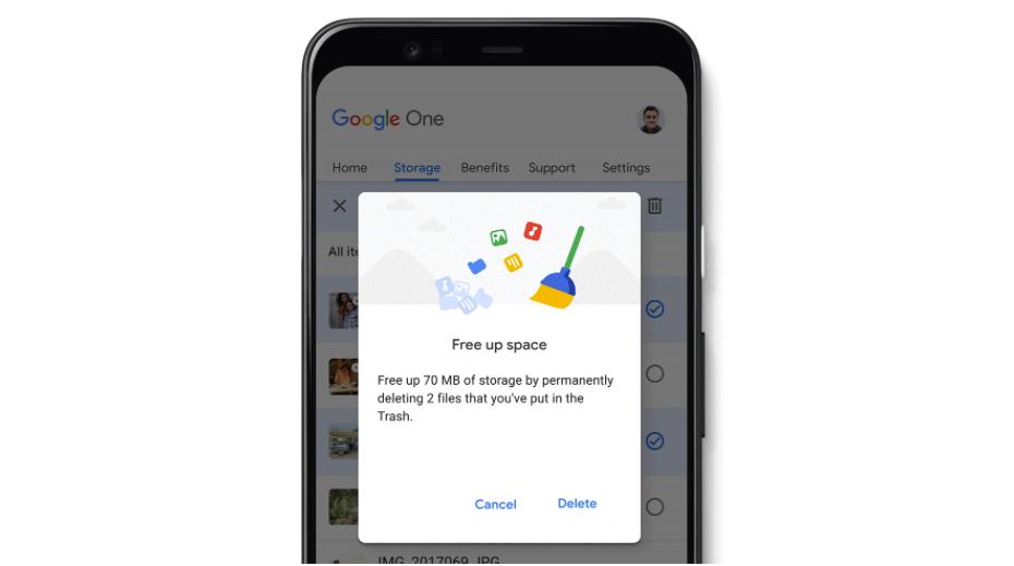 Google запустив уніфіковану систему резервного копіювання Android - Backup by Google One - tech, news