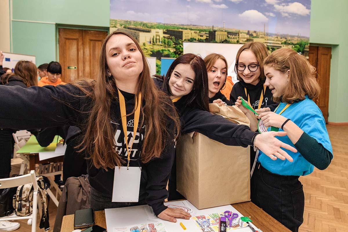 Молодь з усієї України запрошують до участі в інноваційній програмі UPSHIFT - press-release, news, dity
