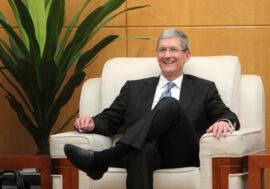 Тім Кук отримає $750 млн акціями Apple: це буде остання виплата компанії