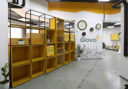 Cook Room: сервіс Glovo розширює мережу у Києві