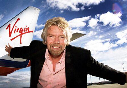 Це Річард Бренсон: він кинув школу, був засуджений за контрабанду, заснував Virgin Group і став мільярдером