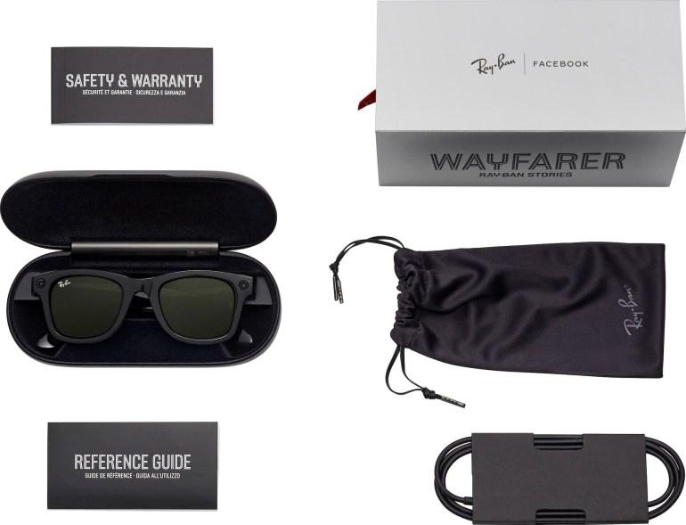 Facebook представив окуляри Ray-Ban з камерами. Скільки вони коштують і що вміють - tech, news, gadzhety