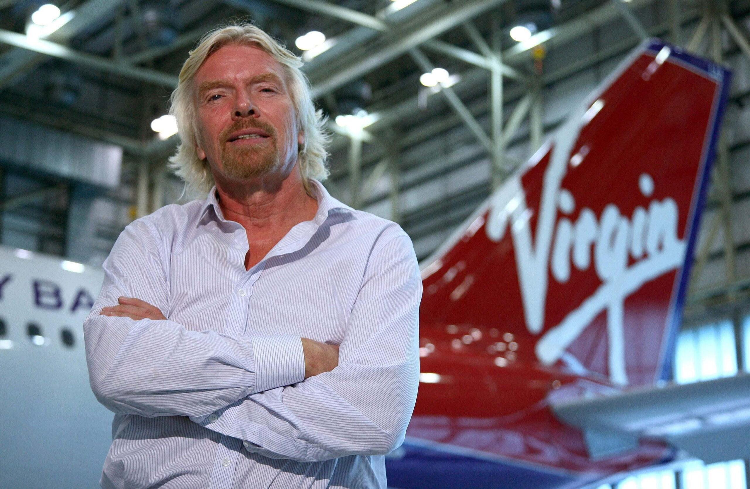 Це Річард Бренсон: він кинув школу, був засуджений за контрабанду, заснував Virgin Group і став мільярдером - news, people, story, business