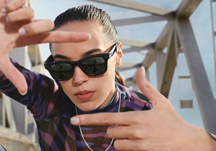 Facebook представив окуляри Ray-Ban з камерами. Скільки вони коштують і що вміють