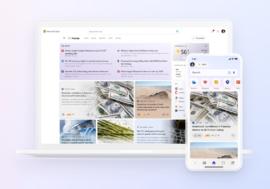 Microsoft представила персоналізовану новинну стрічку Microsoft Start