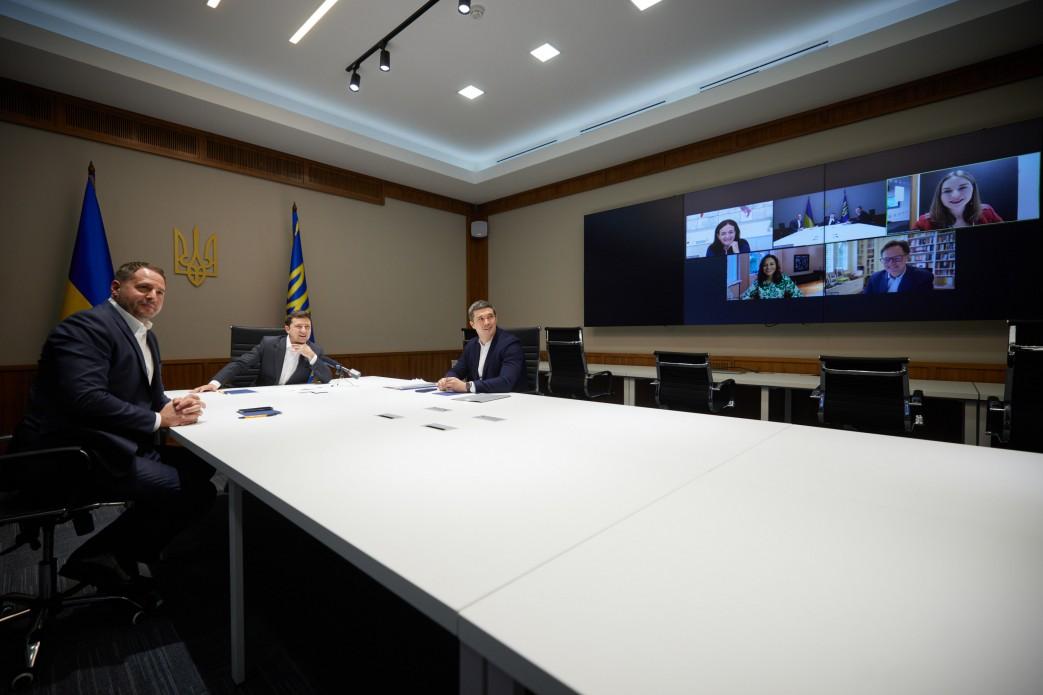 В Україні хочуть відкрити офіс Facebook: Мінціфра і президент провели переговори - tech, news, country