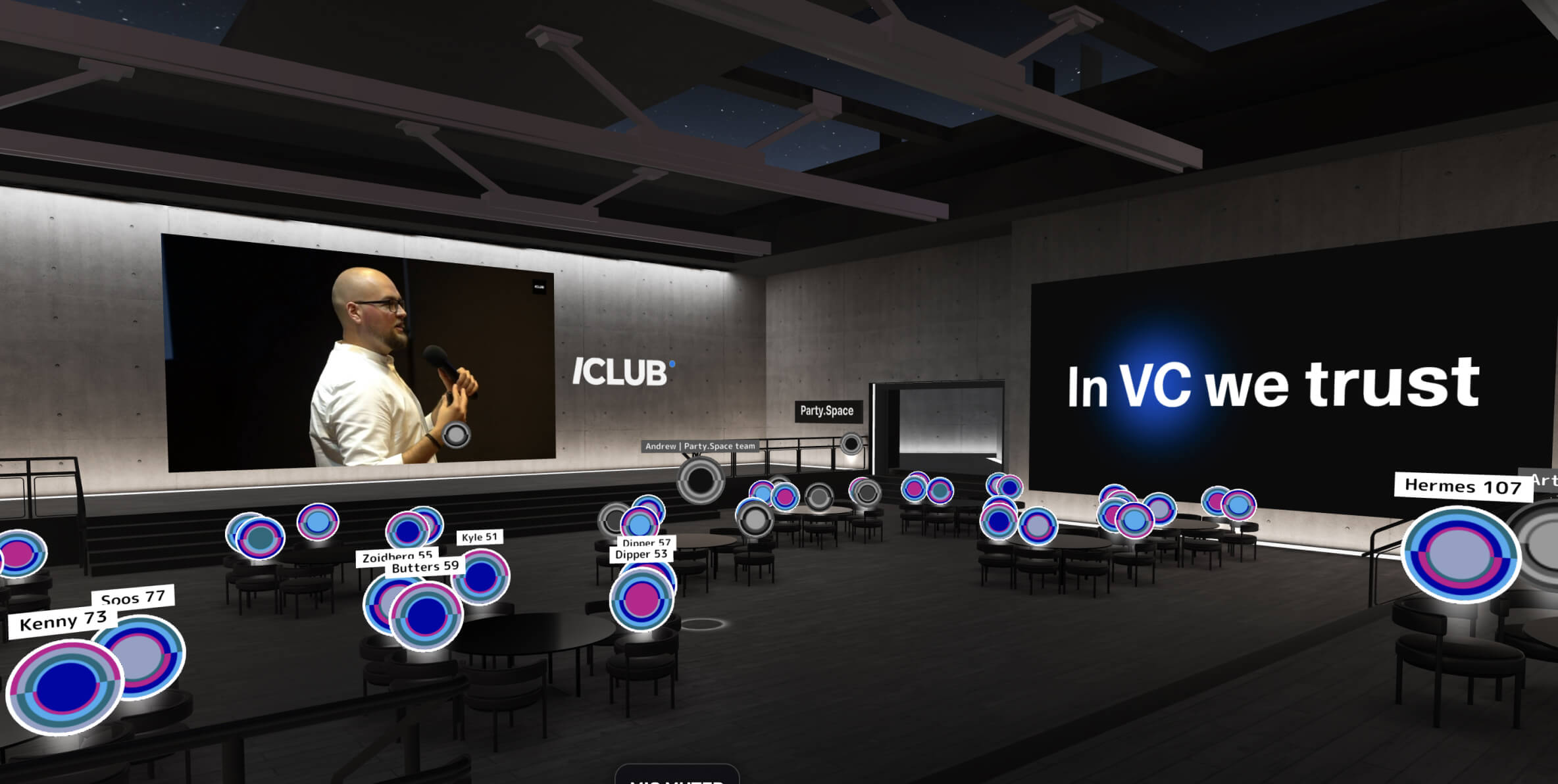 Український стартап Party.Space залучив $1 млн від TA Ventures, ICLUB і Day One Capital - tech, startups, news, investytsiyi
