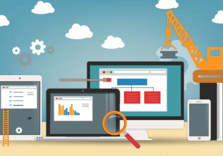 Конструктори сайтів: плюси і мінуси використання