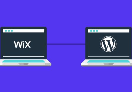 В чому різниця між WordPress і Wix?